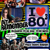 Nit remember 80's 2018
