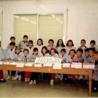 Alumnes Escola Santa Maria  1993-1994_9363-9364