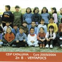 Alumnes Escola Catalunya 2003-2004_9172