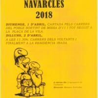 Caramelles Navarcles 2018