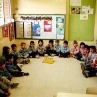 Alumnes Escola Santa Maria 2002_9309-9310