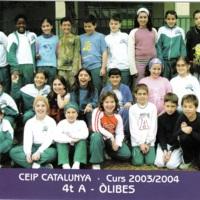 Alumnes Escola Catalunya 2003-2004_9175