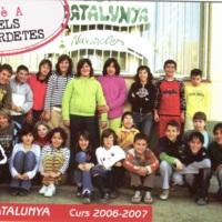 Alumnes Escola Catalunya 2006-2007_9225