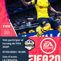 Vols participar  al torneig de FIFA 2020?