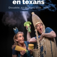 "Espectacle ""La princesa en texans"". 2021"