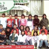 Alumnes Escola Catalunya 2006-2007_9224
