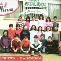 Alumnes Escola Catalunya 2006-2007_9226