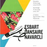 Espectacle de l'Esbart Dansaire Navarclí
