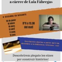 Nou taller d'escriptura a càrrec de Laia Fàbregas C79_2019-9.jpg