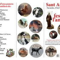 Festa de Sant Antoni. 133a. festa de l'animal