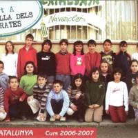 Alumnes Escola Catalunya 2006-2007_9220