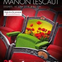 """Liceu a la fresca """"Manon Lescaut"""". 2018"""