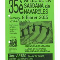 35è Aplec de la sardana de Navarcles