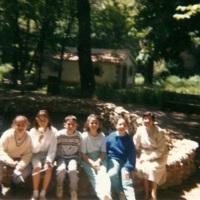 Alumnes Escola Santa Maria 1988_9450-9451