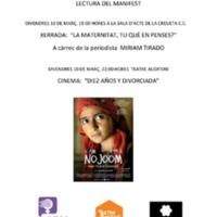 Actes Dia Internacional de la Dona 2017