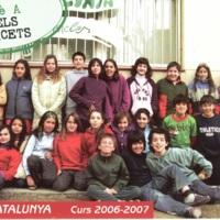 Alumnes Escola Catalunya 2006-2007_9223