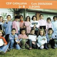 Alumnes Escola Catalunya 2003-2004_9169