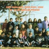 Alumnes Escola Catalunya 2001-2002_9134
