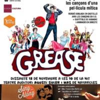 "Cinema musical / karaoke ""Grease"""