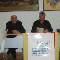 """Xerrada """"Una política pública de pau i drets humans"""" 2009_8950"""