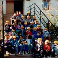 Alumnes Escola Santa Maria 1990-1991_9398