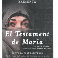 """Grup Lebina presenta """"El testament de Maria"""". Fulletó 2018"""