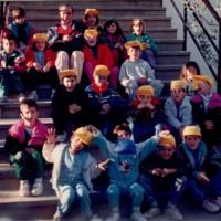 Alumnes Escola Santa Maria 1990-1991_9397