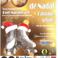 Festival de Nadal de patinatge artístic