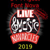 Live Music Navarcles 2019