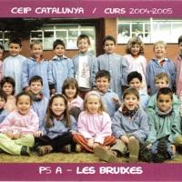 Alumnes Escola Catalunya 2004-2005_9188