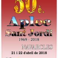 50è Aplec Sant Jordi 1969-2018