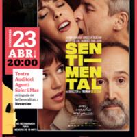 """Cinema Cicle Gaudí amb la pel·lícula """"Sentimental"""". 2021"""