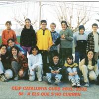 Alumnes Escola Catalunya 2001-2002_9135