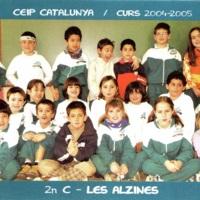 Alumnes Escola Catalunya 2004-2005_9194