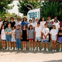 Alumnes Escola Santa Maria 1993-1994_9366