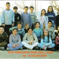 Alumnes Escola Catalunya 2001-2002_9136