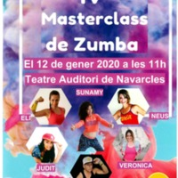 IV Masterclass de zumba 2020