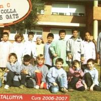 Alumnes Escola Catalunya 2006-2007_9217