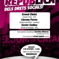 Per la República dels drets socials