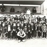 Imatge del cros escolar de 1980_9874