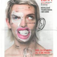 CLAM. Festival Internacional de Cinema Social de Catalunya. 15a. edició 2018. Programa gran.