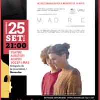 "Cicle Gaudí de cinema en català ""Madre"" 2020"