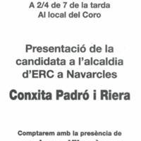 Esquerra republicana presentacio candidata alcaldia C28_2011-6.jpg