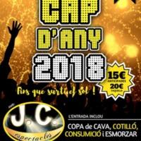 Cap d'any 2018