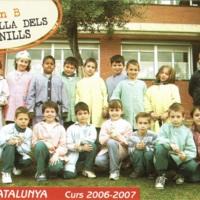 Alumnes Escola Catalunya 2006-2007_9216